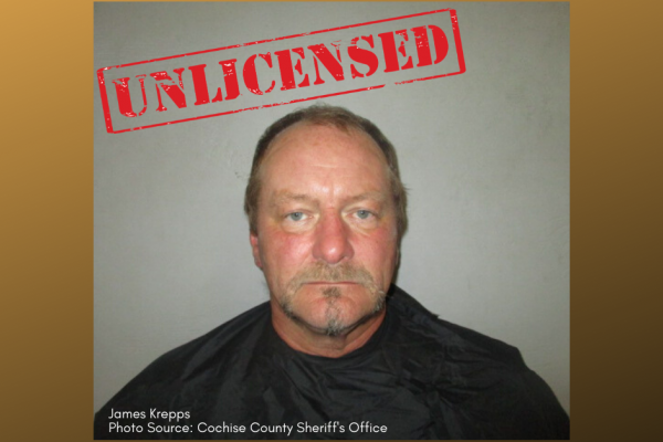 Photo Source: Cochise County Sheriff's Office