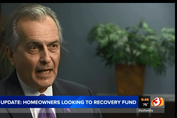 Homeowners Looking to Recovery Fund