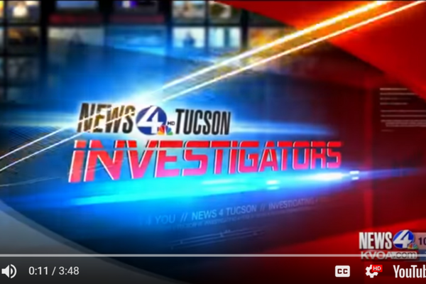 News 4 Tucson >> N4t Investigators Contracting Trouble Arizona Registrar